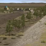 Map Cocytus Valley