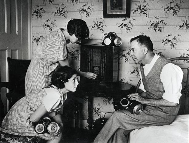 radio entertainment in 1920s